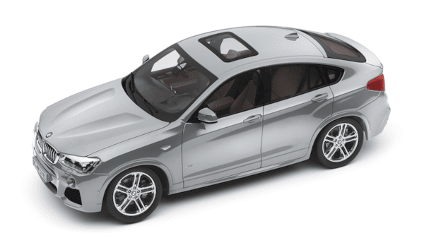 BMW X4 мини модел